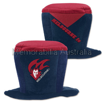 Melbourne Demons AFL Fun Hat