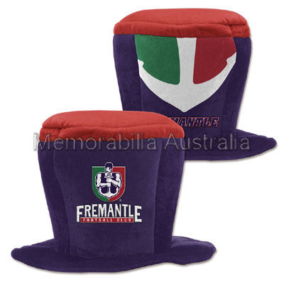 Fremantle Dockers AFL Fun Hat