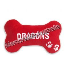St George Illawarra Dragons Dog Chew Toy