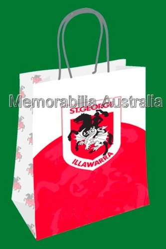 St George Illawarra Dragons NRL  Gift Bag