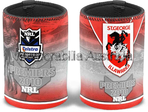 Dragons 2010 Premiership Can Cooler