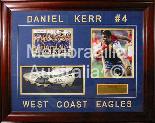 Daniel Kerr Framed Boot