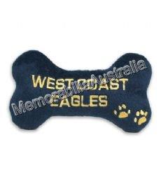West Coast Eagles  AFL Dog Chew Toy