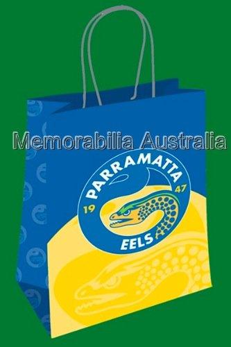 Parramatta Eels NRL  Gift Bag