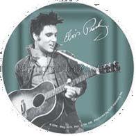 Elvis Denim Large Sticker