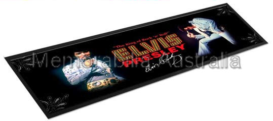 Elvis King Bar Runner