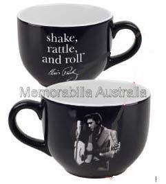 Elvis Presley Mega Mug