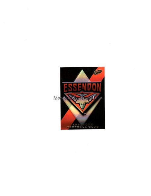 Essendon AFL 2000 Logo Holo