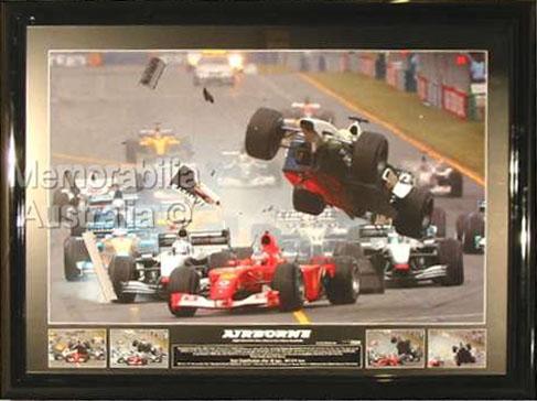 Airborne - Melbourne Grand Prix 2002