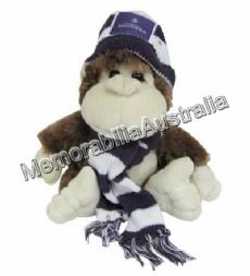 Fremantle Dockers  AFL 24cm Monkey