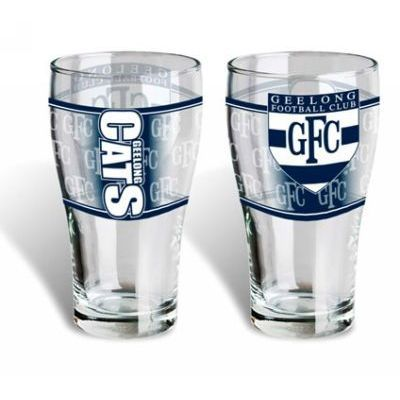Geelong Cats Schooner Set