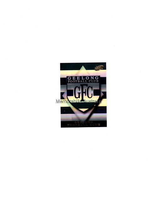 Geelong AFL 2000 Logo Holo