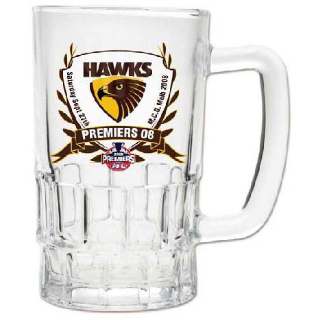 2008 Hawks Premiership Stein