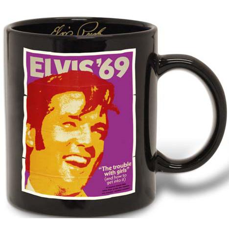 Elvis 10oz Mug