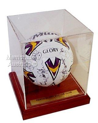 2002/03 Perth Glory Signed Ball