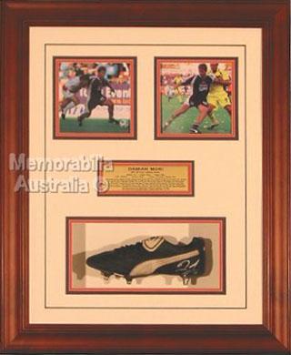 Damian Mori Framed Boot