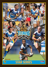 Gold Coast Titans Star Series