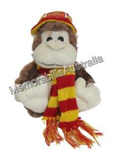 Gold Coast Suns  AFL 24cm Monkey