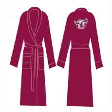 Manly Sea Eagles Dressing Gown