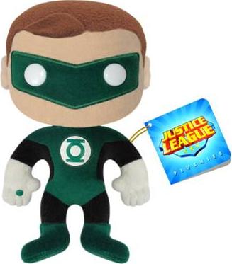 Green Lantern - 7'' Plush