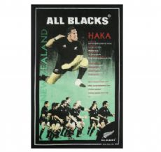 All Blacks Haka Tea Towel