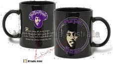 Jimi Hendrix 11oz Coffee Mug