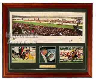 2001 Cox Plate Memorabilia