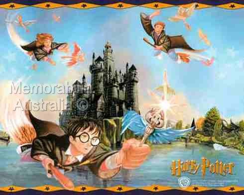 Harry Potter Mini Poster