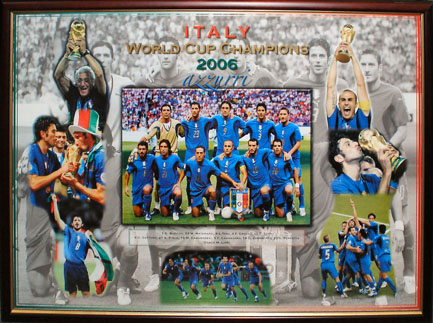Italy World Cup 2006 Champions