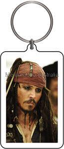 Jack Sparrow Keyring