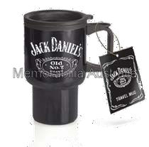 Jack Daniels Travel Mug