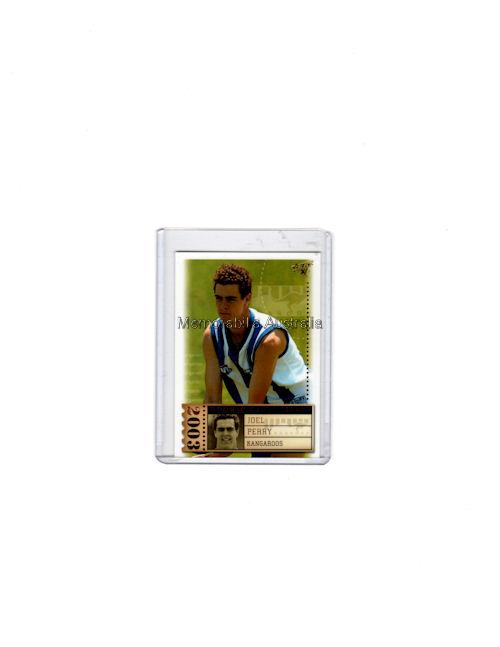 Joel Perry AFL 03 Rookie