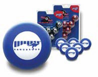 North Melbourne Kangaroos Pool Ball Set