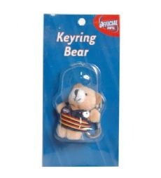 Adelaide Crows Keyring Bear