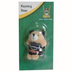 North Queensland Cowboys Keyring Bear