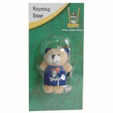 Newcastle Knights Keyring Bear