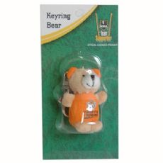 West Tigers Keyring Bear