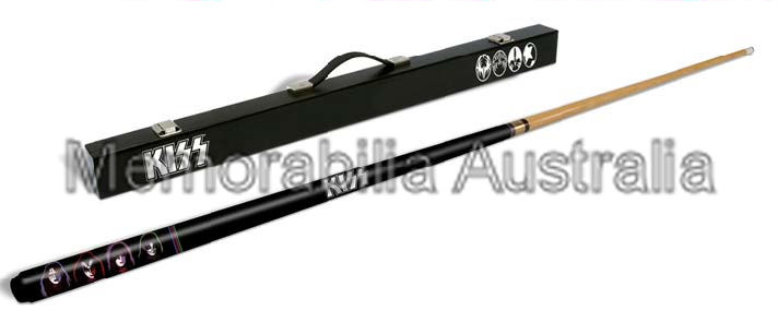 KISS 2Piece Cue and Case