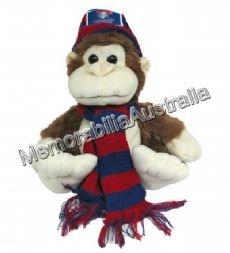 Newcastle Knights 24cm Monkey