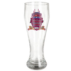 Brisbane Lions Challenge Glass