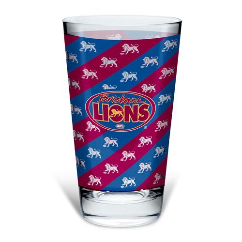Brisbane Lions Conical Bear