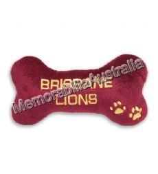 Brisbane Lions  AFL Dog Chew Toy