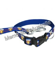 Port Adelaide Power  AFL Dog Collar