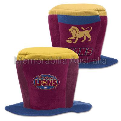 Brisbane Lions AFL Fun Hat