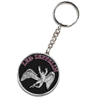 Led Zeppelin Key Chain