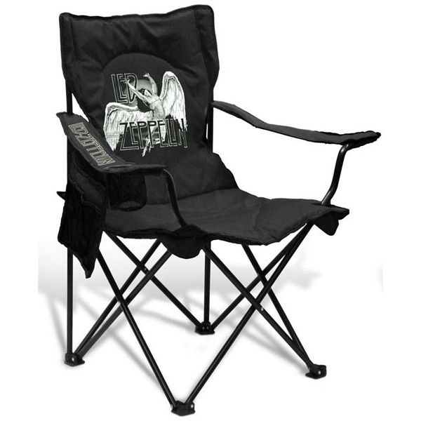 Led Zeppelin Travel Chair