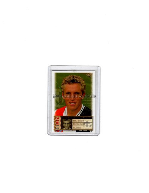 Matthew Ferguson AFL 2003 Rookie