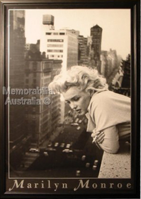 Marilyn Monroe Framed Print 3
