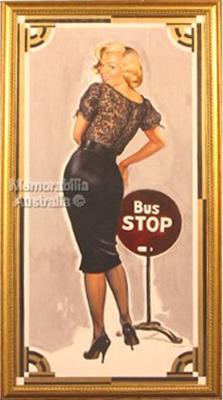 Marilyn Monroe - Bus Stop