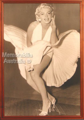 Marilyn Monroe Framed Print 4